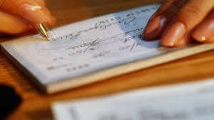 compensação de cheques