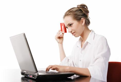É seguro fazer compras com cartão de crédito na internet?