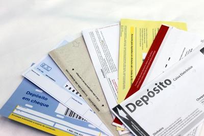 deposito envelope bancos
